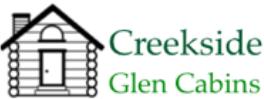 creeksideglencabins.com